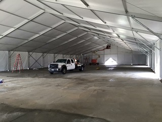 Commercial Tent | In Tents Services, LLC